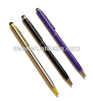 2in1 Capacitive Stylus/Styli With Twist Ballpoint Pen For Cellphones Tablets