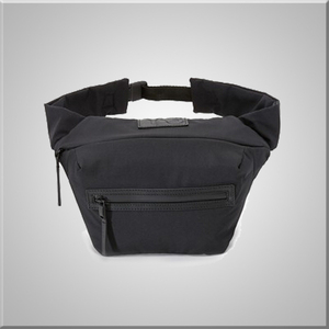 The Funny Waist Pack with Adjustable Strap Front Zipper Pocket