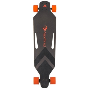 Maxfind A board and B board 36V 2.2AH Samsung 18650 replaceable battery four wheel electric skateboard