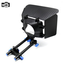 Professional Photography Accessories dslr rig shoulder mount follow focus matte box