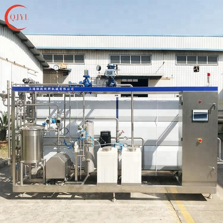 1500L/H Buisvormige uht melk sterilisator machine