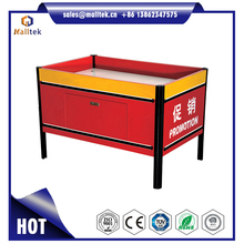 Useful MDF Display Store Promotion desk For Sale