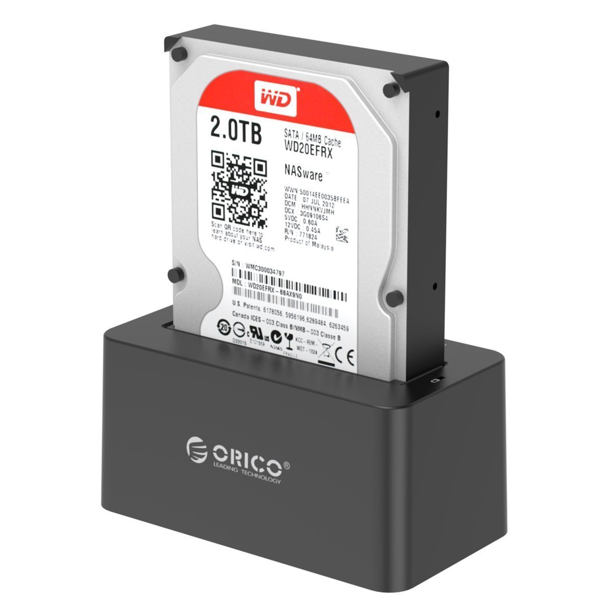 Cheap Orico Hdd Docking Find Deals On Line At 6518us3 Portable Usb30 Get Quotations Diy Usb 30 To Sata Hard Drive Station For 25in And 35in