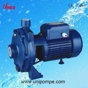 High pressure water pump centrifugal pump price with twin impellers