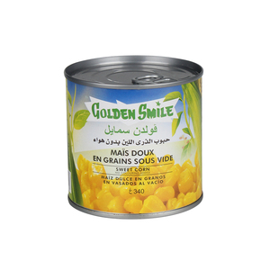 canned sweet corn made in China factory supplier