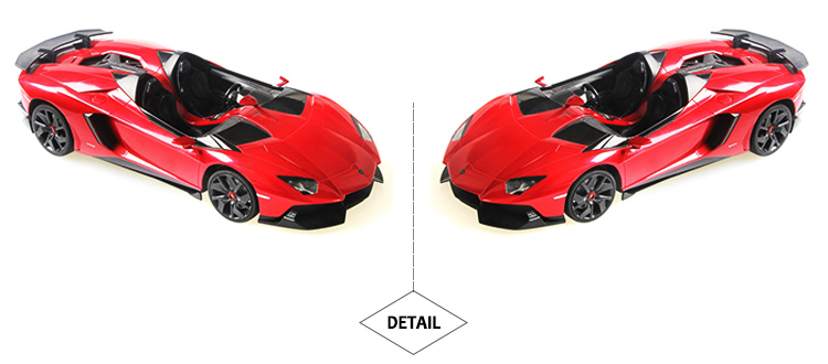 RASTAR wholesale china toys Lamborghini 112 4wd remote control rc car