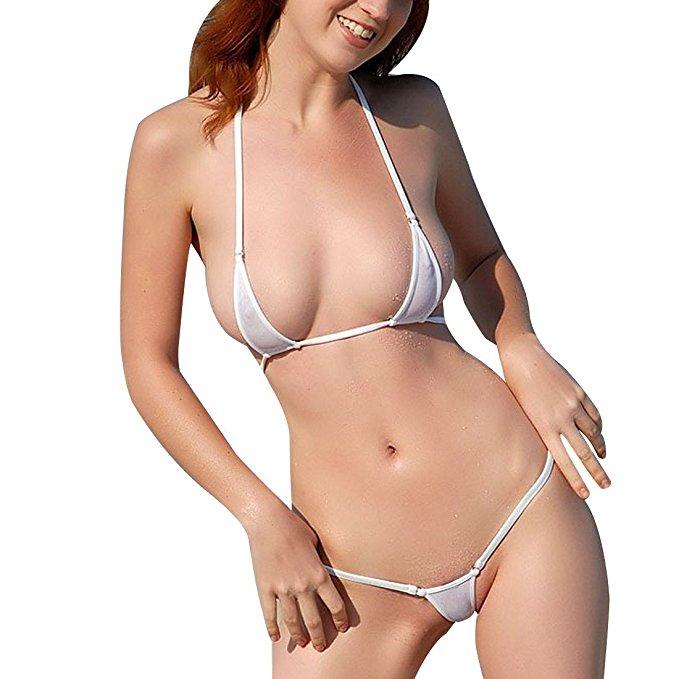 Wholesale Custom 2017 Women's Sexy Micro Bikini Extreme Design