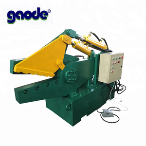 63T Hydraulic Scrap metal guillotine shear