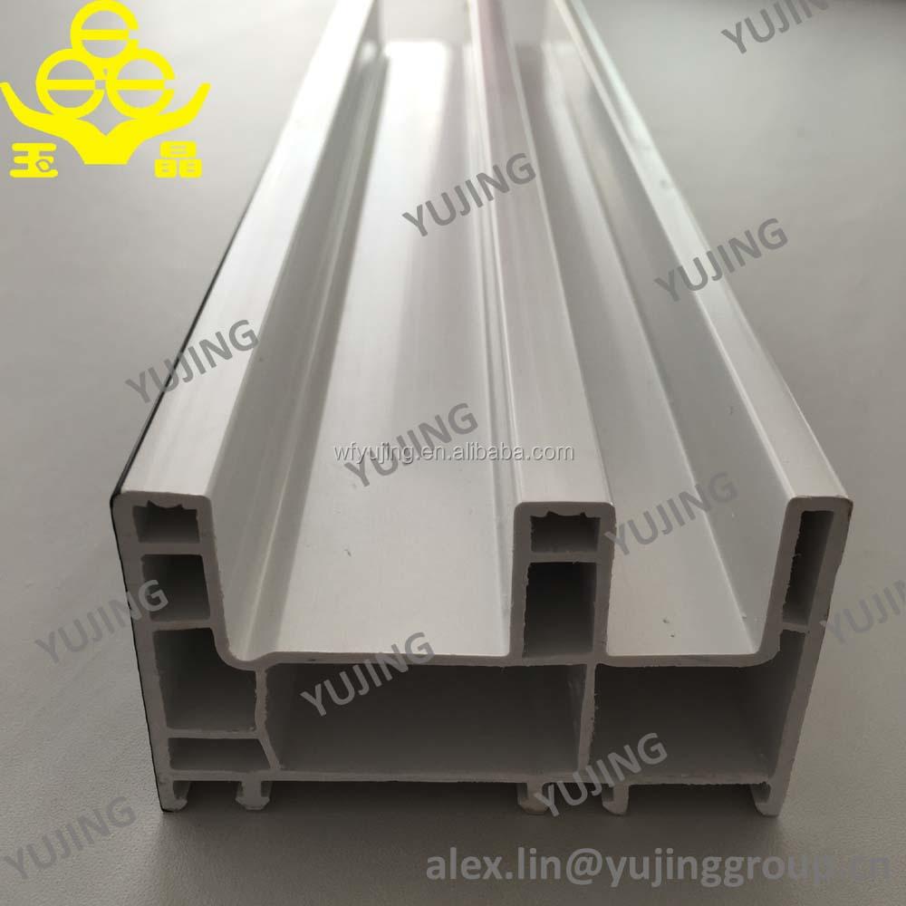 Plastic profiles for PVC windows 62