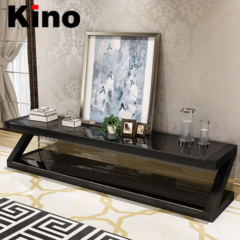 New In January 2019 Living Room Furniture Tv Stand,Glossy Glass Black And  White Tv Stand,Cheaper Tv Stand Furniture Modern - Buy Tv Stand,Tv Stand ...