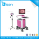 BS-3303 CE Approved Hospital Trolley China Gynaecology Imaging System Digital Optical Colposcope