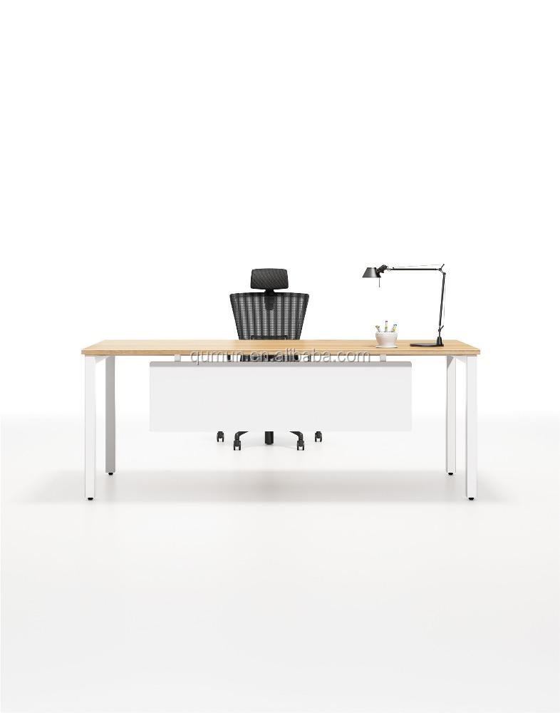 Escritorio Muebles De Oficina Componentes Utilizado