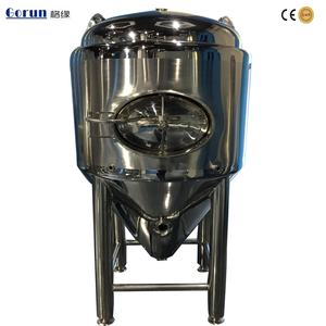Bright Beer Fermenter Tank 100l 200l 500l Stainless Steel tank For Brewing