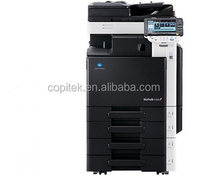 copy machines used in good condition of all brands KM BHC280