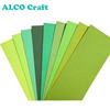 A6 size cardstock dye paper board for craft work and scrapbooking