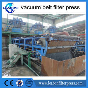 Russia Use Ceramic Slurry Filter Press