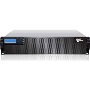 Sans Digital KT-AS212X6S Accustor AS212X6S 12-Bays 2U RM FC 2CTLR