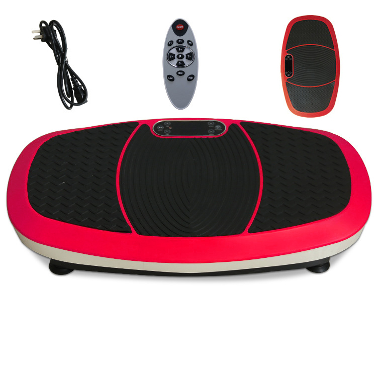 Whole super körper shaker ultradünne körper abnehmen power max crazy fit massage vibration platte maschine
