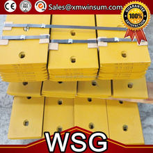 WSG shantui dozer spare parts SD22 cutting edge 154-70-11314 with safe and strong packing