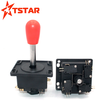Best price Spanish style arcade fighting pc game joystick with microswitch for game machine