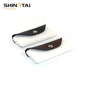 Hot Sale Magnetic Leather Glasses Sunglasses Boxes Eyewear Case