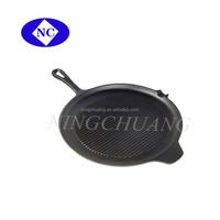cast iron cooking frying pan ,skillet,round frying pan