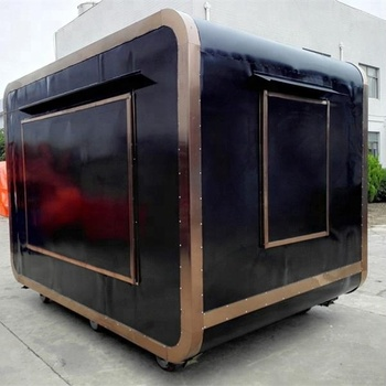 International Hot Products Outdoor Mobile Food Kiosk Design