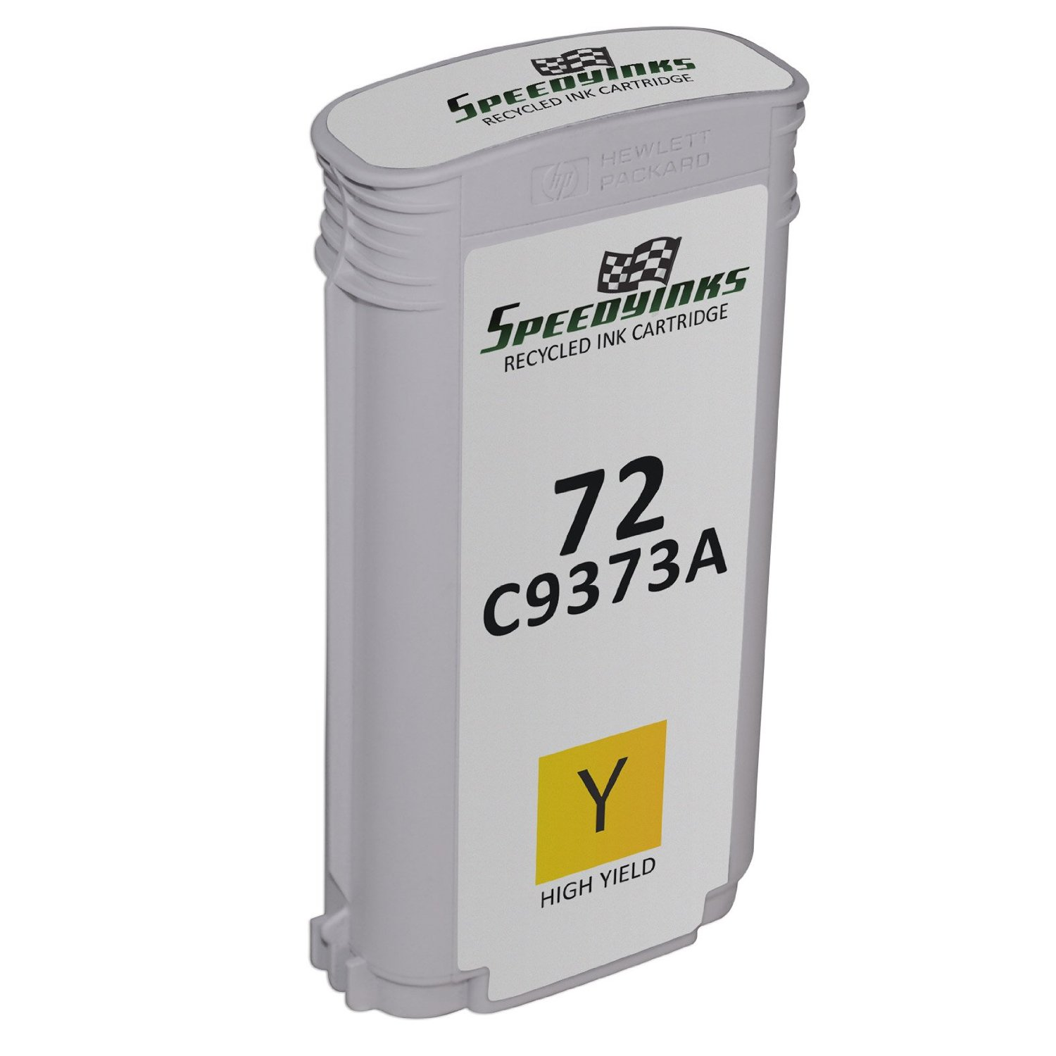 Remanufactured HP 72 ink Yellow Ink cartridge C9373A for HP Designjet T610