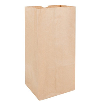 Whole Sos Checkout Retail Packaging Without Handle Takeaway Brown Kraft Paper Bag View Larger Image
