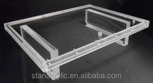 Custome Manufactured Acrylic Notebook Computer Display