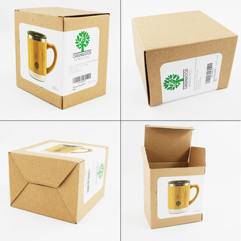 Custom Design Corrugated Carton Packaging Cardboard Boxes With Sticker  Labels - Buy Box Packaging Custom,Box Packaging Custom Paper,Custom Design