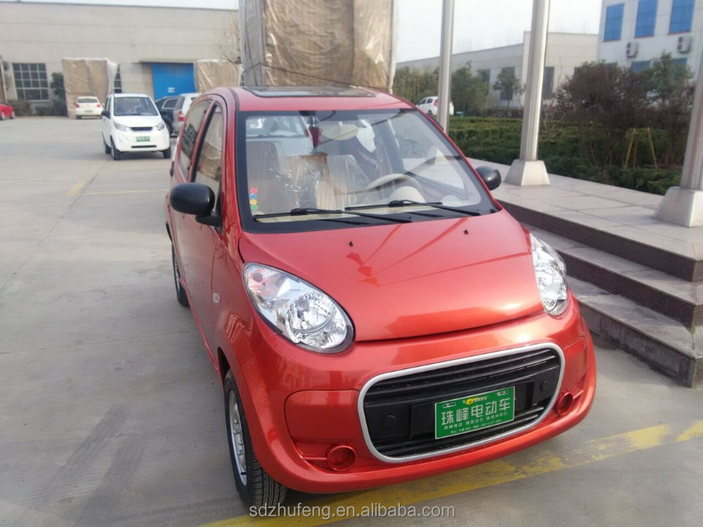 New Arrival very cheap zd eec electric car