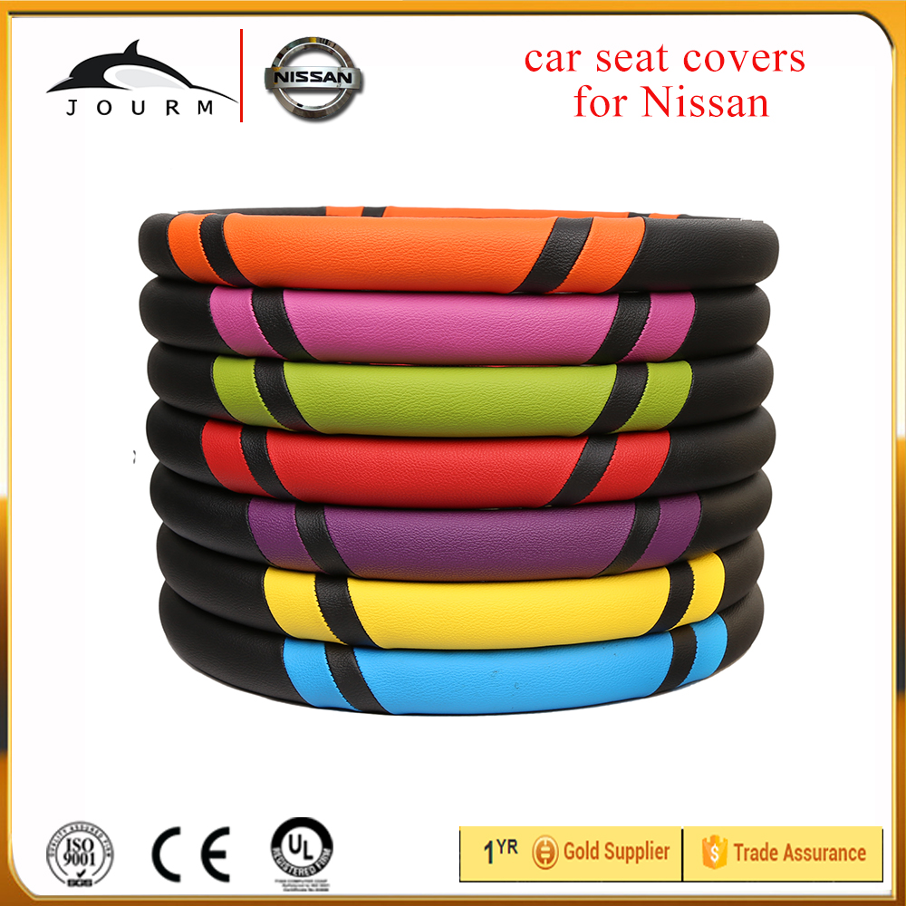 New Fashion universal car steering wheel covers for NISSANS MARCH LIVINA TIIDA