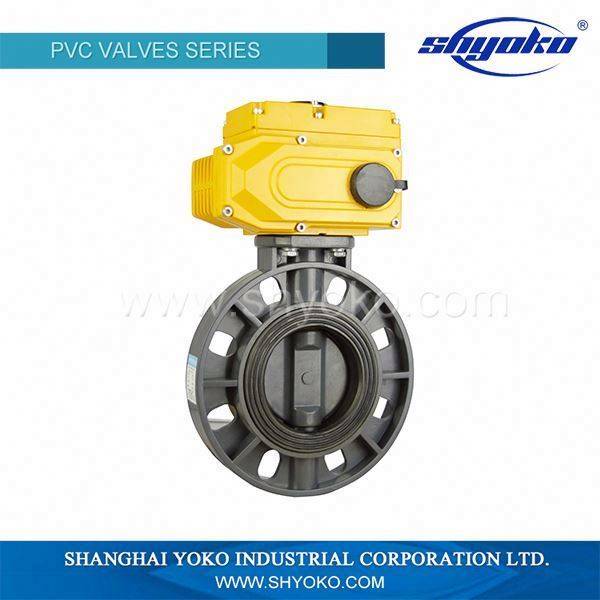 quality products pvc pipe rubber seal butterfly valve products you can import from china