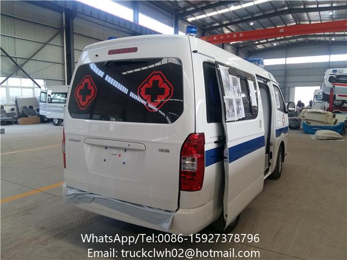New 2020 Club Car Carryall 300 Ambulance Gas Golf Carts in