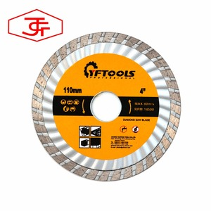 Hot Press Diamond Saw Blade Used for angle grinder