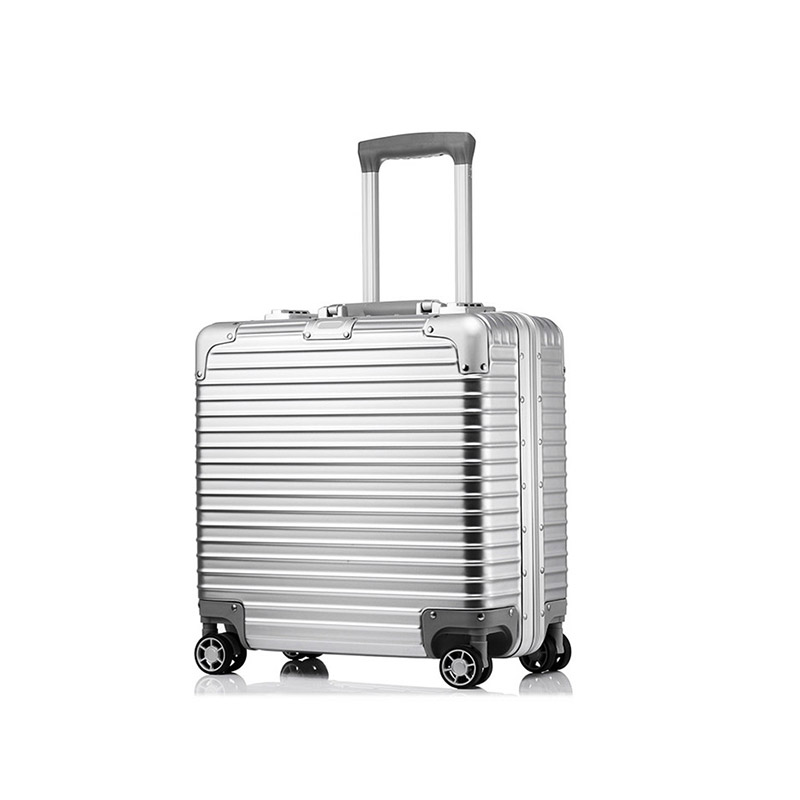 Waterproof <strong>Abs</strong>&Pc Super Quiet 4 Wheels Business Trolley Bag Tsa Lock Travelling Suitcase Box