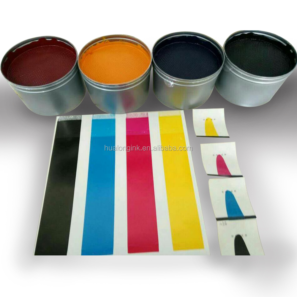 CROWN C sheetfed offset printing ink