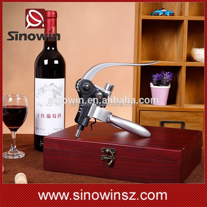 Luxury Wooden Box Wholesale Wine Accessories Set