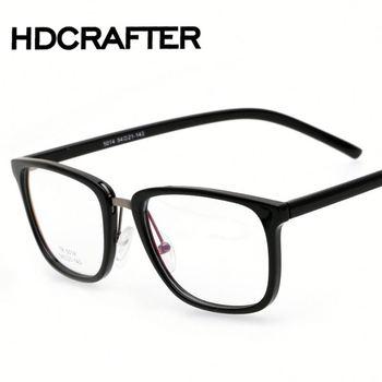 High Quality Brand New Memory Titanium Plastic Eyeglasses Frames Men ...