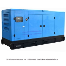Genset factory supply 160 kw 200 kva power diesel engine generator