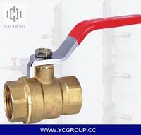 2016 Cheaper price brass valve ball
