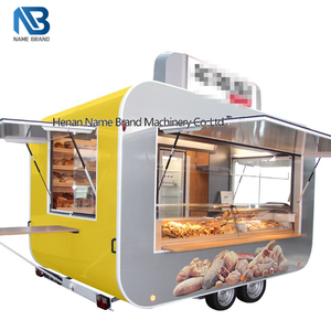Snack kar food cart modern car catering food trailer manufacturers, food truck supplies, fast food trucks for sale in qatar