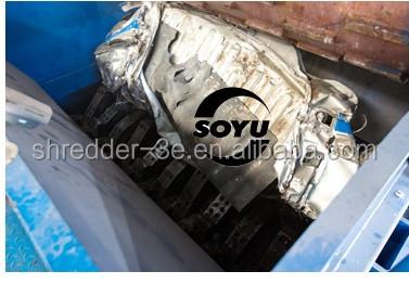 cost of shredder machine