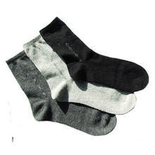Men Thin Warm Merino Business Wool Sock