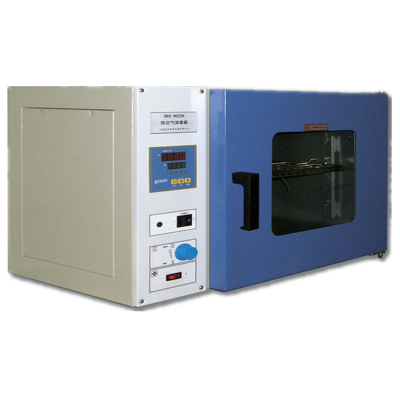 304 stainless steel hot air cycle drying oven with LCD