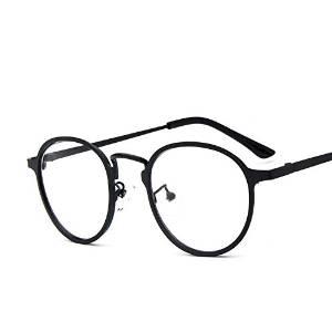 79f826ddf9 Get Quotations · 2016 New Fashion Retro Alloy Frame Designer Eyewear Frame  Men Women Optical Eyeglasses Computer Glasses Spectacle