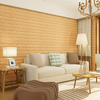 Wooden Mosaic Pattern 3d Pe Foam Wall Stickers Geometric Wallpaper Buy Geometric Wallpapergeometric Wallpapergeometric Wallpaper Product On