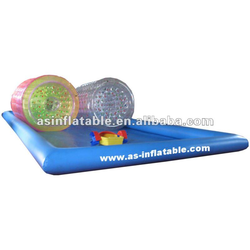 2012 swimming pool product/inflatable water games pool