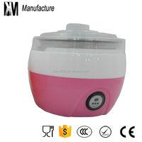 Factory supplying 1.0L PP plastic small nutrition electric yogurt maker
